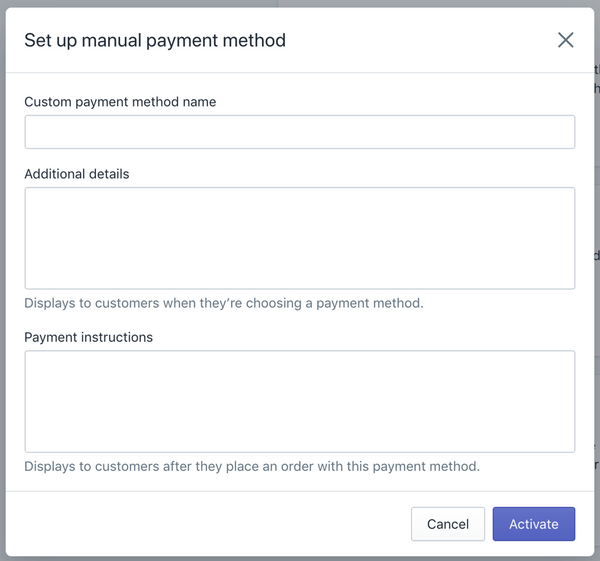 add alternative payment provider- Veronica Jeans Shopify Queen & Bestselling Author ' Shopify Made Easy'
