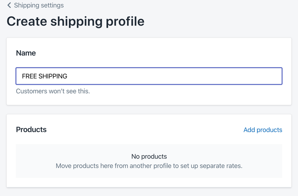 name your shipping zone- Veronica Jeans Shopify Queen & Bestselling Author ' Shopify Made Easy'