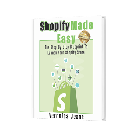 Shopify Made Easy - Author Veronica Jeans