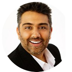 Amit Metha - Omnisend - Virtual Ecommerce Summit Speaker with Host Veronica Jeans  Shopify expert and bestselling author