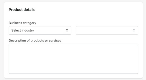 Product details for Shopify Payment provider setup - Veronica Jeans Shopify Expert