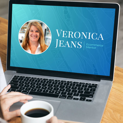 Veronica Jeans Ecommerce Queen and Shopify Guru