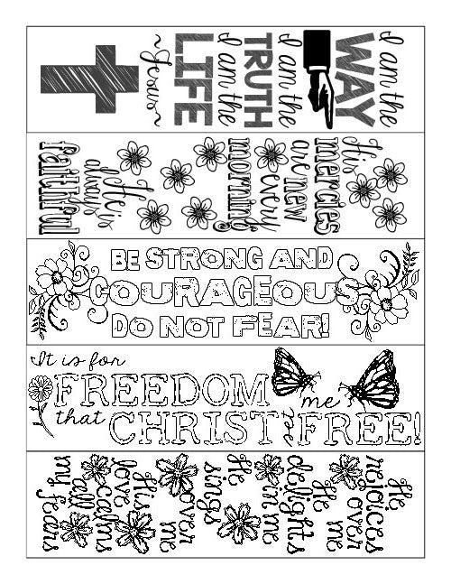 Bible Journal Printable 3
