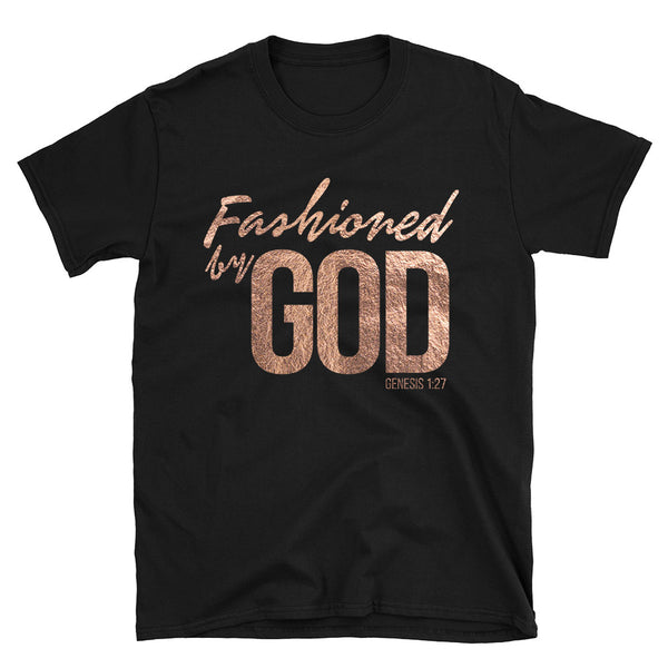 Fashioned by GOD (Unisex Fit)_Black