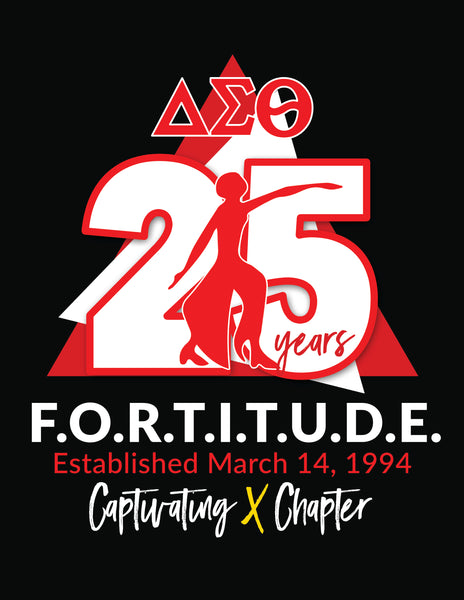 Fortitude 25 Years