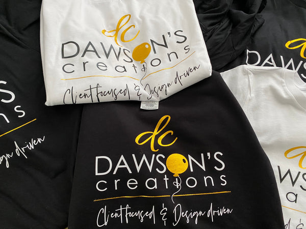 Dawson's Creations: Client focused & Design driven