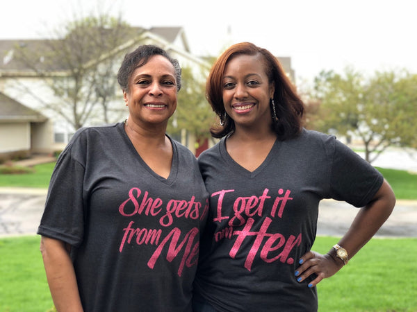 Mother's Day Custom Tees
