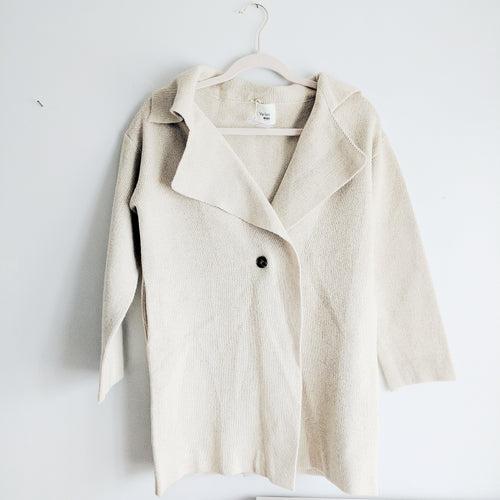 'Jennie' Oversized Cardigan