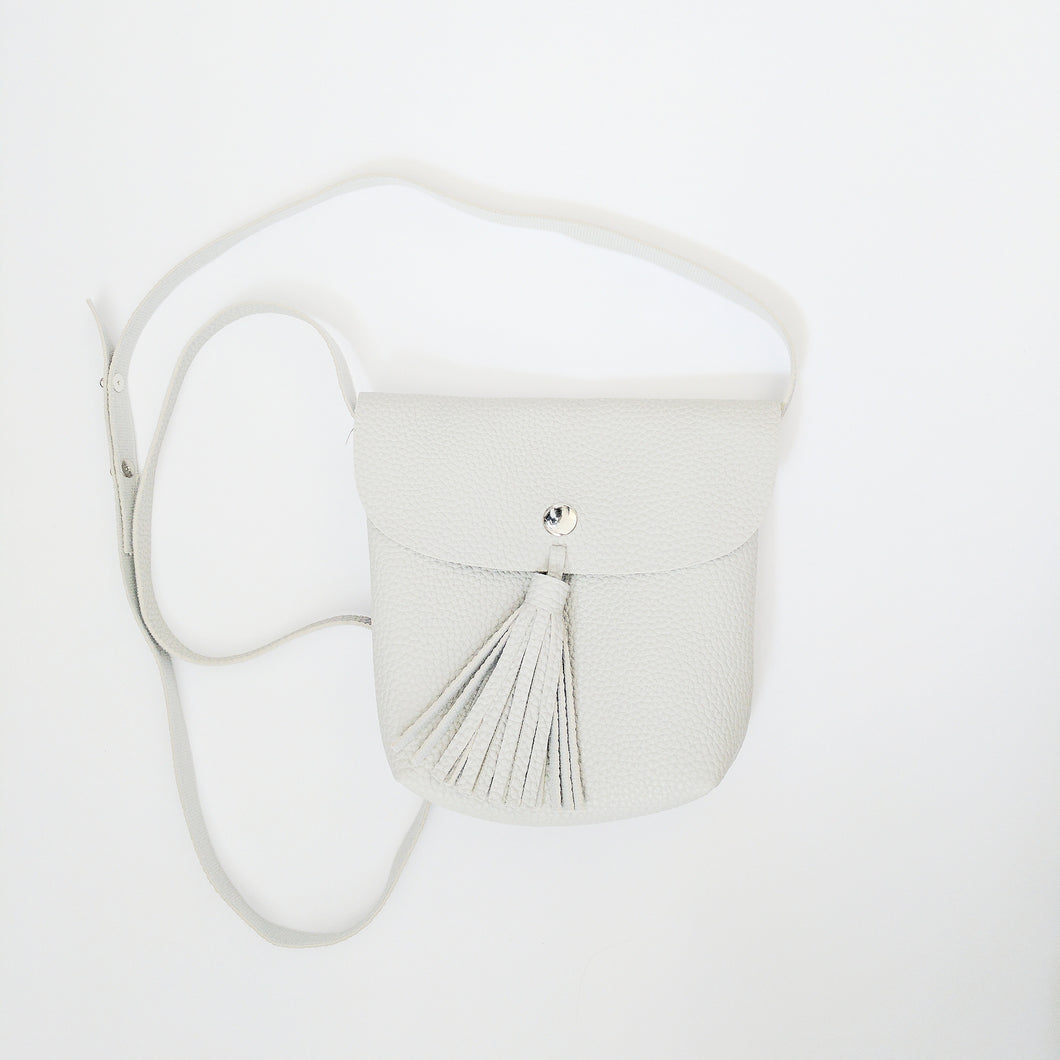 'Felicity' Pebbled Faux Leather Crossbody Bag