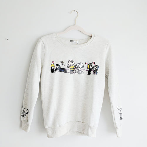 Peanuts Charlie Brown and Friends Sweatshirt