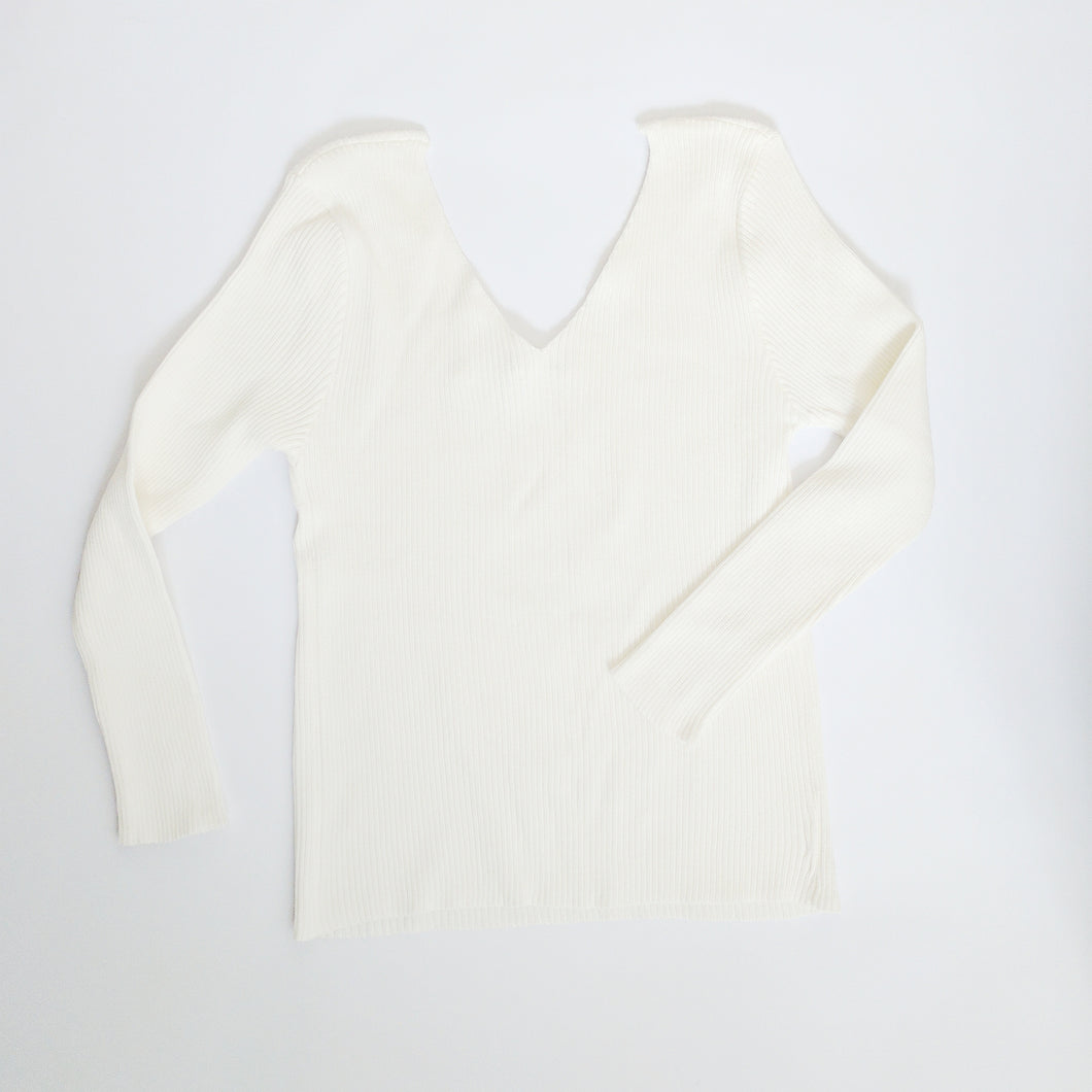 'Amie' Rib Knit Jumper