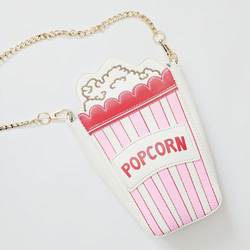 'Popcorn' Novelty Shoulder Bag