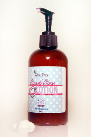 Candy Cane Lotion 8oz