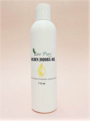 Golden Jojoba Oil (INCI: Simmonsia Chinensis Oil)