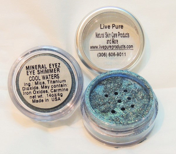 Cool Waters Eye Shimmer