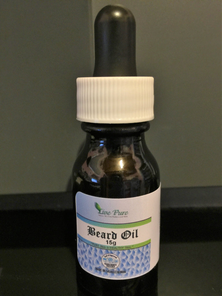 Beard Oil 15ml