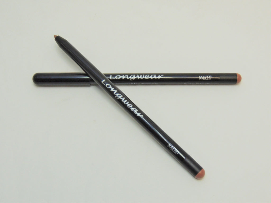 Naked Longwear Waterproof Lip Formula
