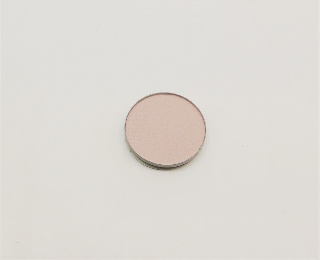 Pale Pink Eye Shadow Pan
