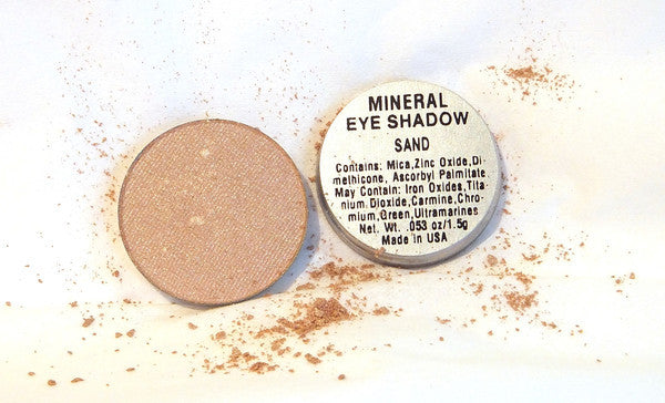Sand Eye Shadow Pan