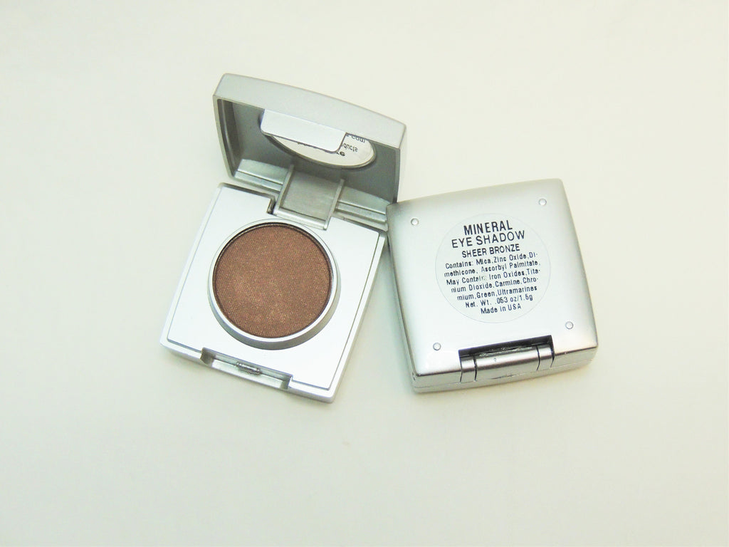 Sheer Bronze Eye Shadow