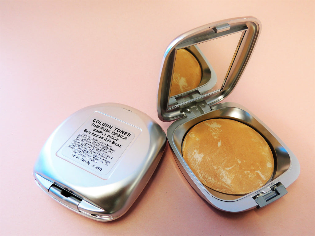 Simply Beige Mineral Foundation