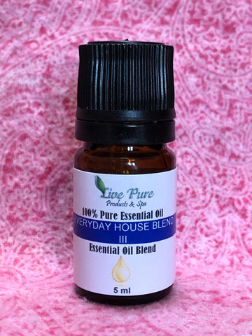 Everyday House Blend III Essential oil 15ml