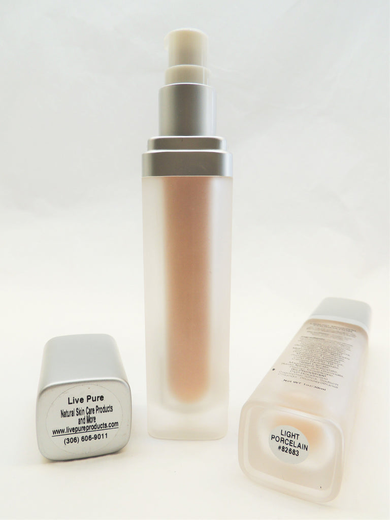 Light Porcelain Liquid Foundation