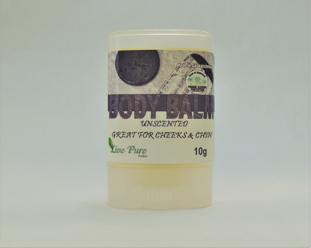Unscented Body Balm 10g