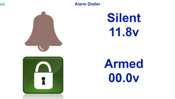 GSM & WiFi Alarm Dialler and SMS Sender for Fire/Burglar Alarms Cloud Dialer