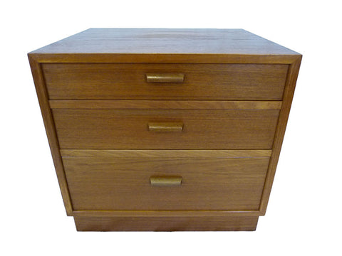 1960/70s Danish Bedside Chest, by Sejling Skabe - RE:SOURCE Vintage