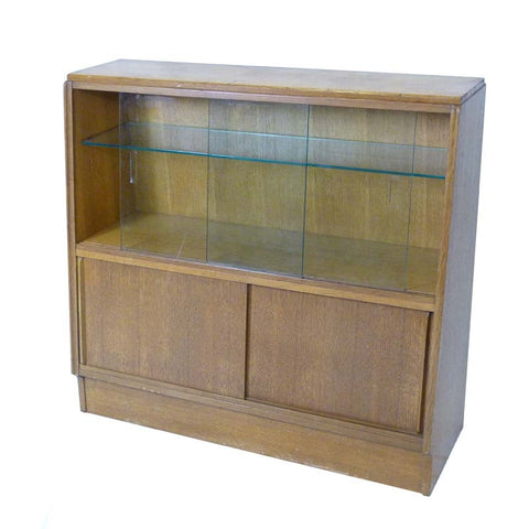 G-Plan Oak Bookcase - RE:SOURCE Vintage