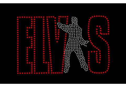ELVIS MARQUEE #1 RHINESTONE DOWNLOAD File