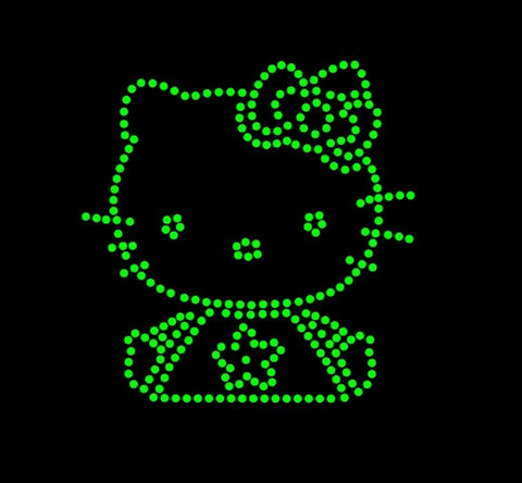 HELLO KITTY #5 RHINESTONE DOWNLOAD File