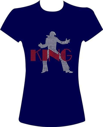 Elvis King Rhinestone Digital Download