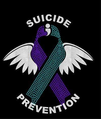 Suicide Awareness Rhinestones and HTV Digital Download