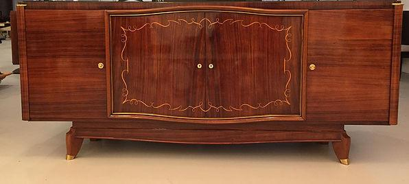 French Art Deco Palisander Buffet