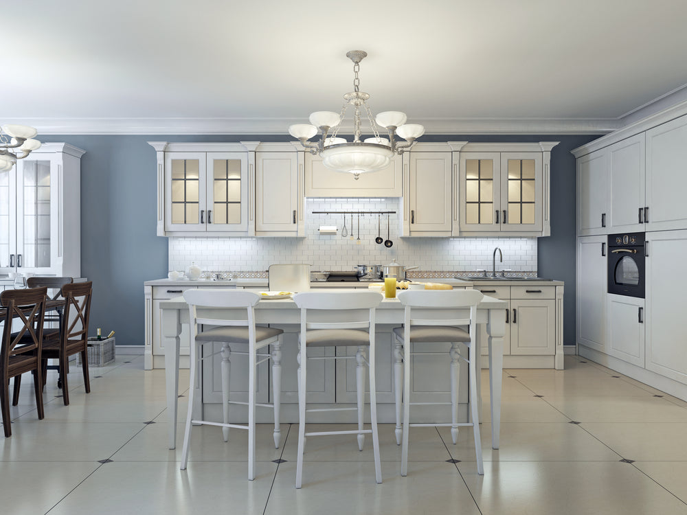 4 Bright Kitchen Lighting Tips – 1 of a Kind NJ