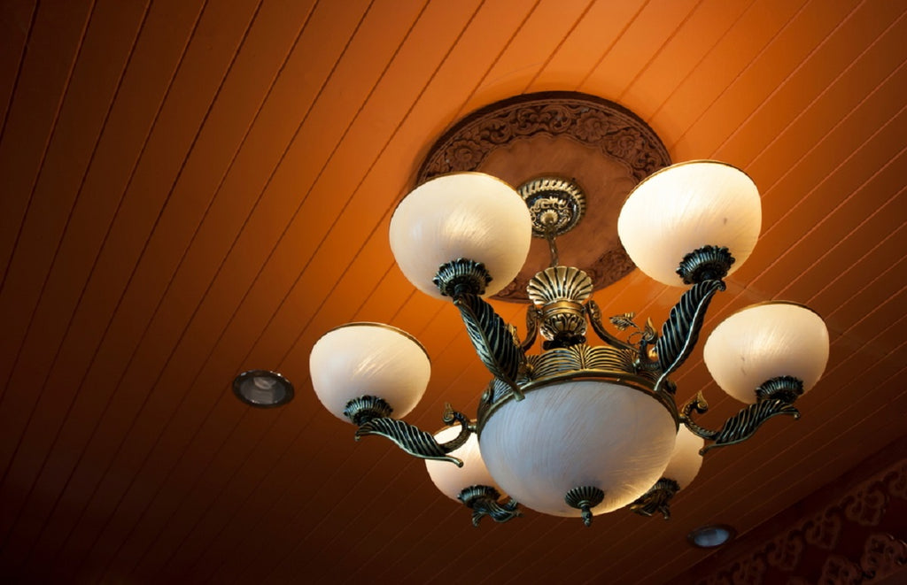 A Brief History of Art Deco Chandeliers