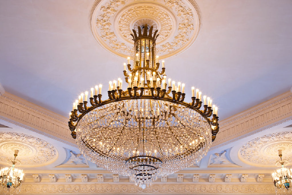 A Brief History of Art Deco Chandeliers – 1 of a Kind NJ