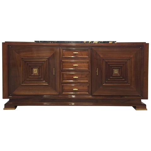 French Art Deco Maxime Old Buffet