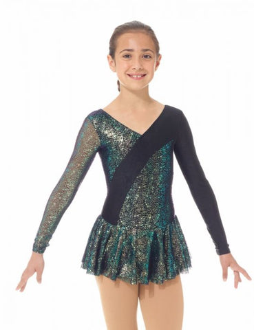 Mondor 667 Fantasy On Ice Sparkly Dress