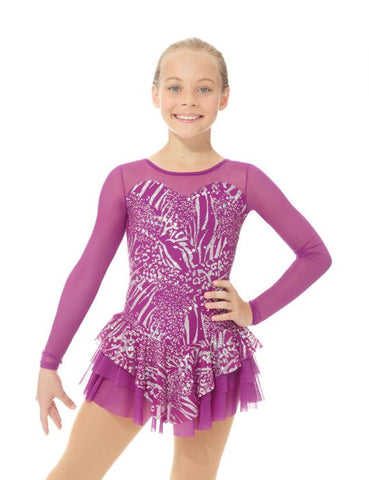 Mondor 668 Fantasy On Ice Sparkly Dress
