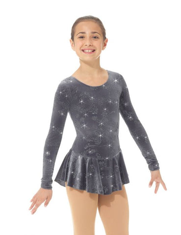 Mondor 2767 Born to Skate Glitter Dress