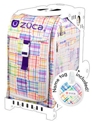 Züca Insert, Patchwork (with Name Tag)