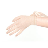 Jerry's 1121 Glitter Mesh Gloves - Beige Or Black