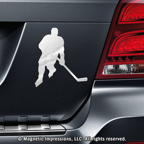Hockey Player Magnet