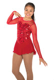 Jerry's 628 Red Ritz Dress