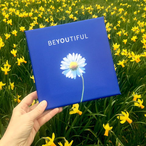 "Canvas ""Beyoutiful"""
