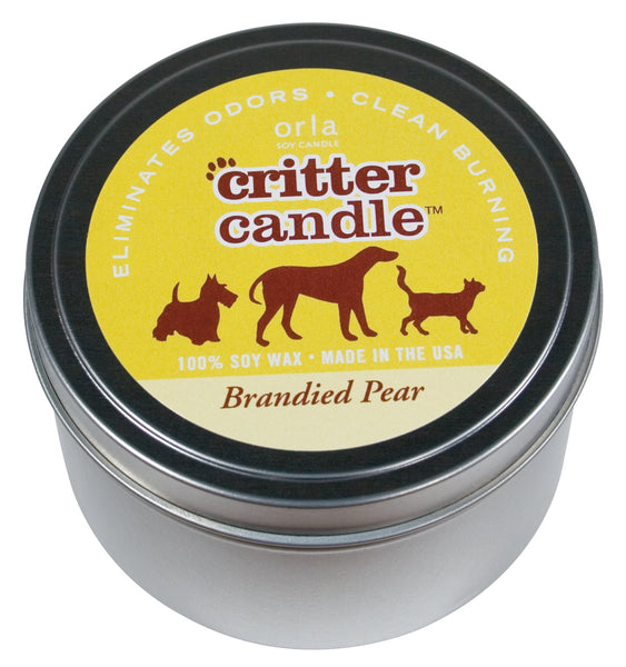 Critter Candle with Gift Box