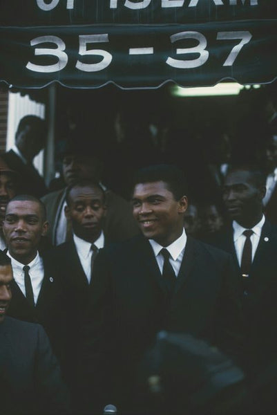 Cassius Clay Muhammad Ali and the Brothers of Islam | Les Belles Heures